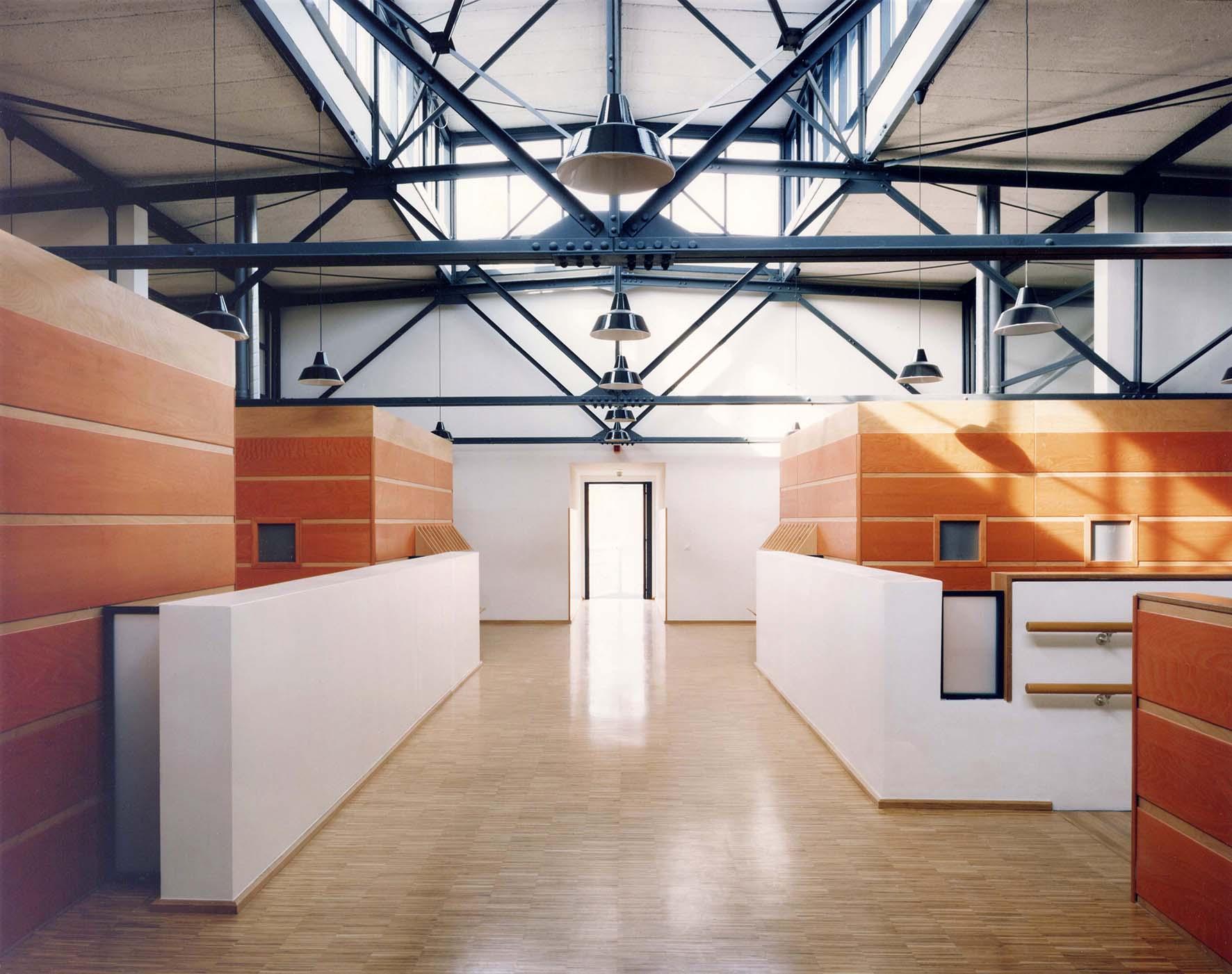 Alte Wagenhalle Köln